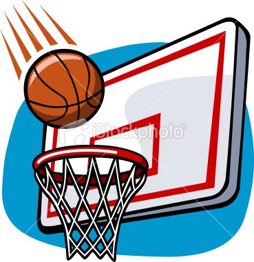 369x380 Basketball Hoop Clipart 5 Clipart Panda