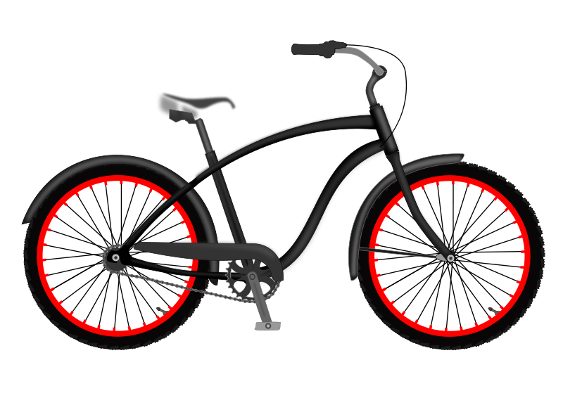 800x566 Bicycle Clipart Toy