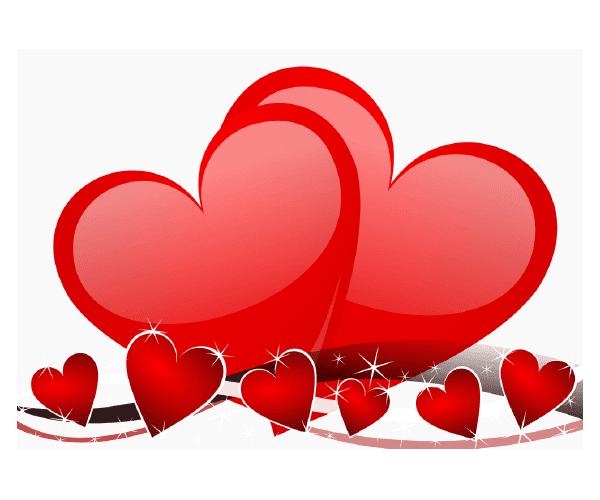 600x500 Big Hearts, Little Hearts Symbols Amp Emoticons