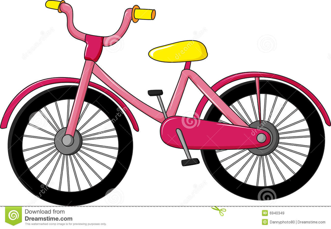 1300x897 Bike Clipart Pink Bike