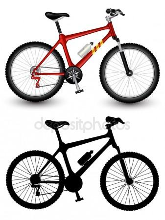 337x450 Mountain Bike Stock Vectors, Royalty Free Mountain Bike