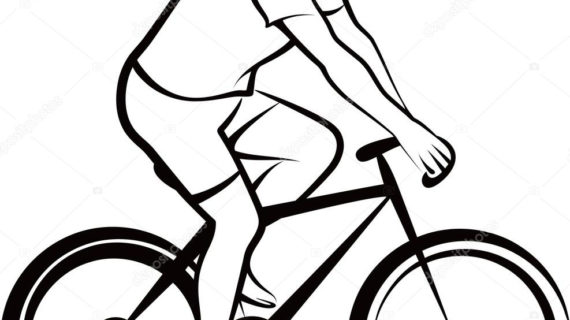 570x320 Simple Drawing Of A Bike Artist Asks Strangers To Draw A Bicycle
