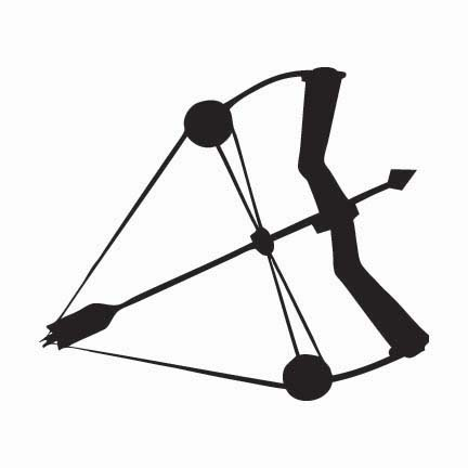 432x432 Compound Bow Clipart