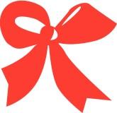 165x160 Wedding Bow Clipart, Wedding Ribbon, Wedding Bow Graphics