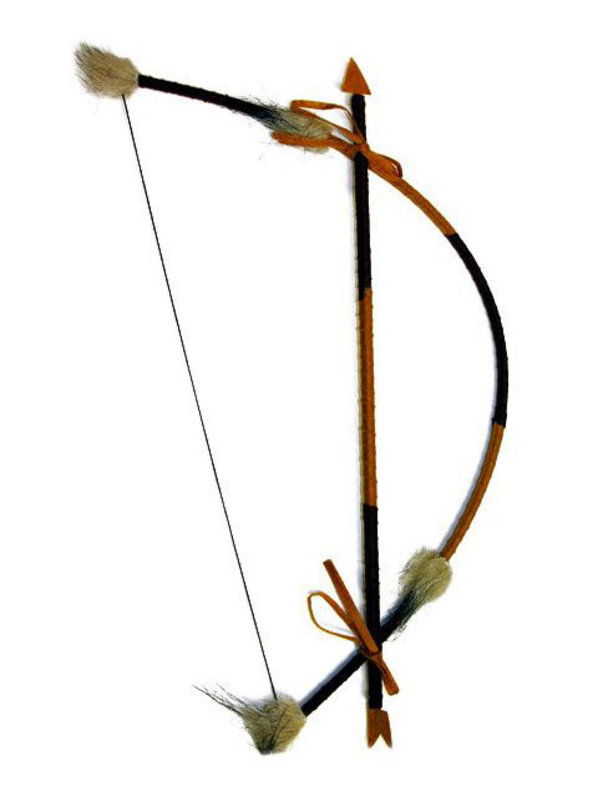 598x797 Native American Bowarrow