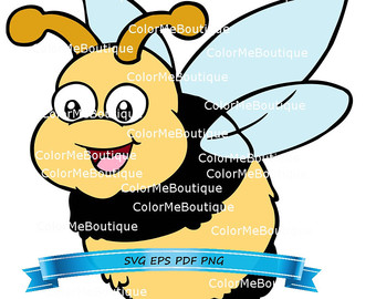 340x270 Bumble Bee Clipart Etsy