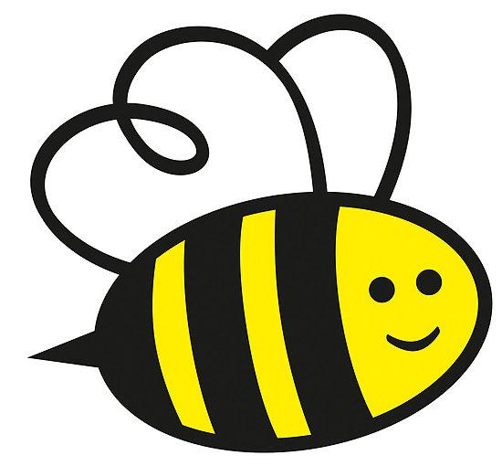 550x510 Bumblebee Clipart Honey Bee