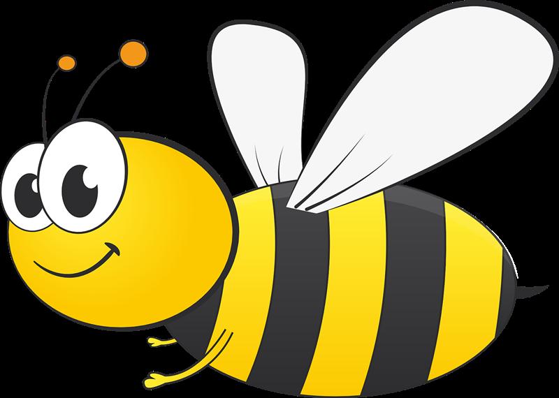 800x570 Clip Art Bees