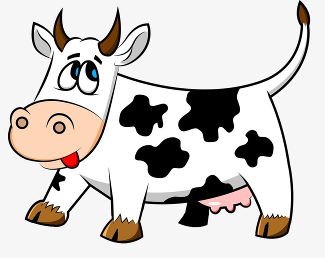 650x516 Cartoon Cow Png, Vectors, Psd, And Icons For Free Download Pngtree