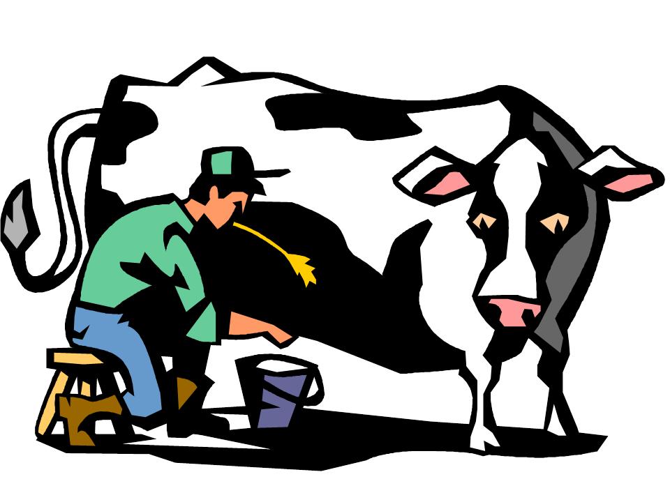 960x720 Cattle Clipart Cartoon Farmer