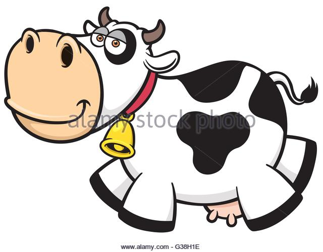 640x500 Cow Cartoon Stock Photos Amp Cow Cartoon Stock Images