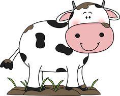 236x189 Cute Cow Cartoon Vector On Sunbeans