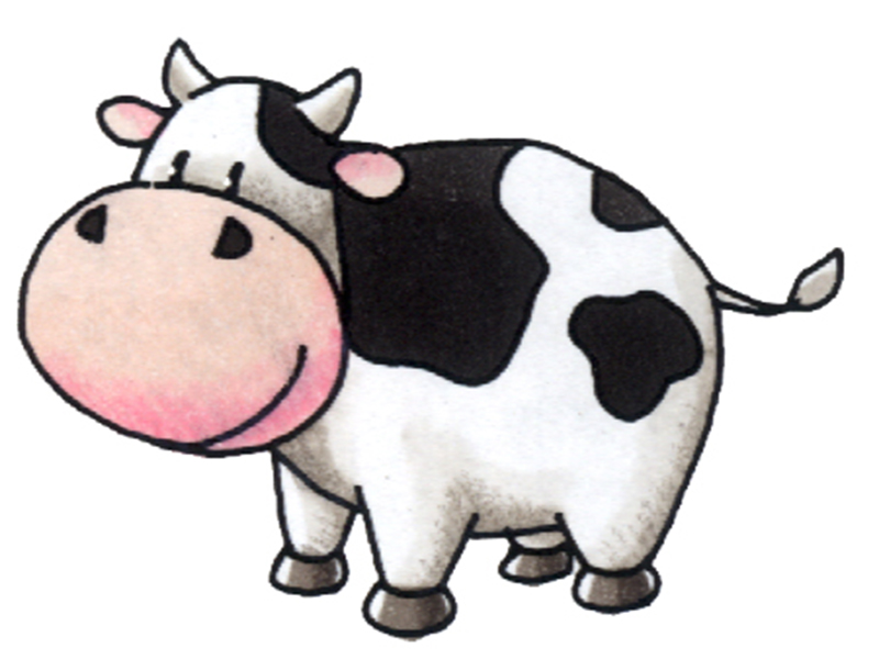 800x600 Cartoon Cow New Life Web New Life Foundation