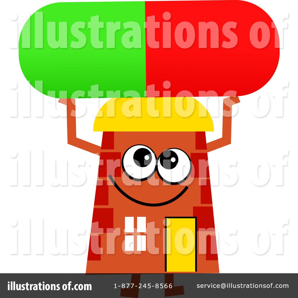 1024x1024 Cartoon House Clipart
