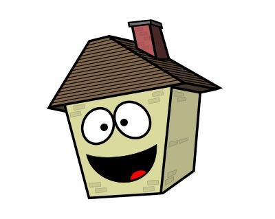 400x319 Drawing A Cartoon House