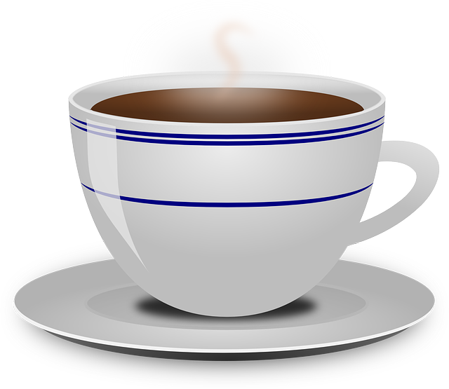 640x555 Free Hot Cup Of Coffee Clip Art