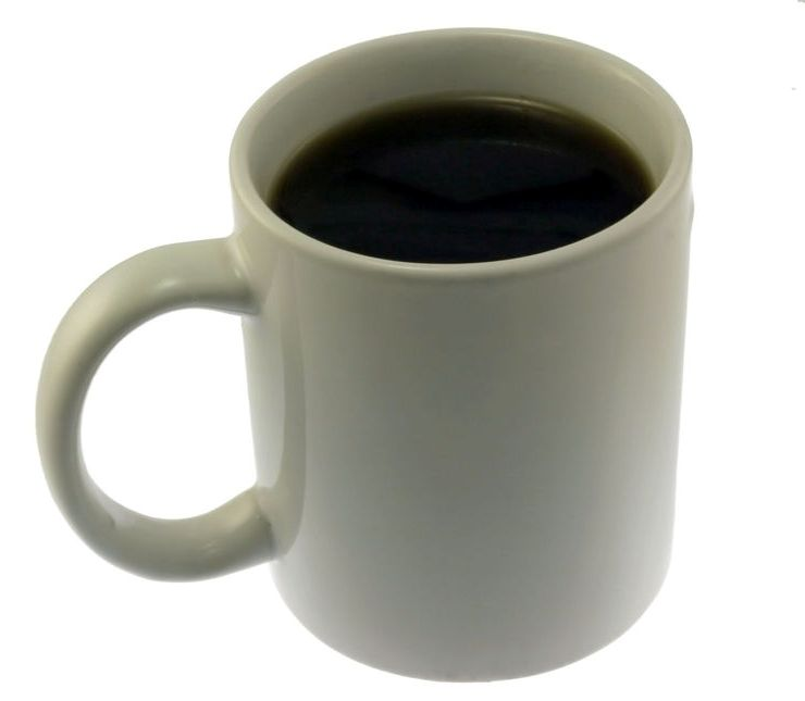 740x645 Picture Of A Cup Of Coffee