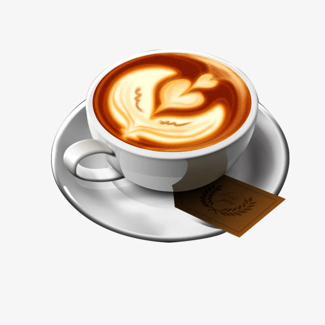 650x651 A Cup Of Coffee, Coffee, Heart Shaped, Black Png Image For Free