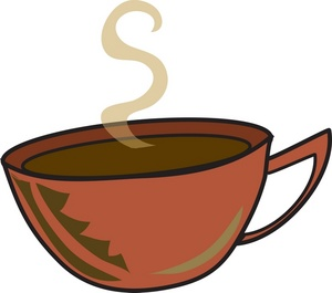 300x265 Coffee Clipart Image