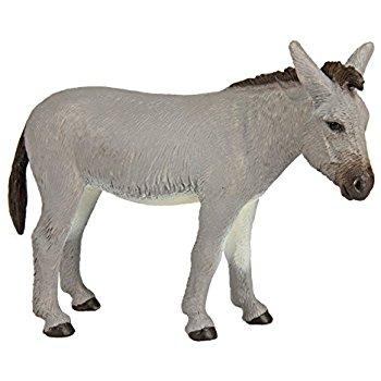 350x350 Schleich Donkey Figurine Toy Figure Toys Amp Games