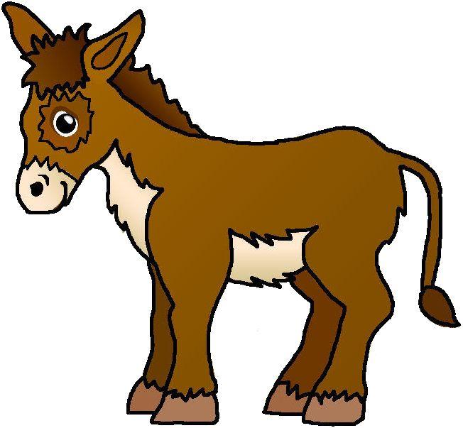 652x603 Mule Clipart Donkey