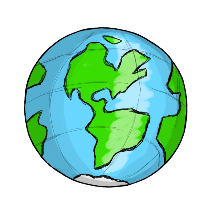 900x900 Globe Clipart Many Interesting Cliparts