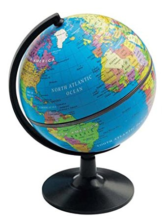 338x450 Edu Toys 5 Desktop Political Globe Toys Amp Games