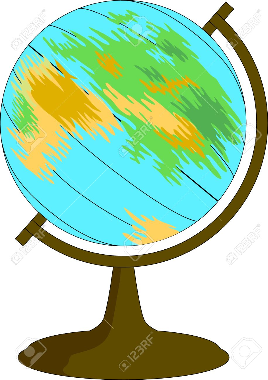 916x1300 Globe Clipart Spinning