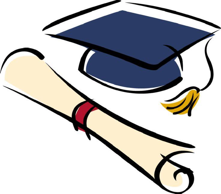 736x646 Images About Graduation Cap Clipart On 2