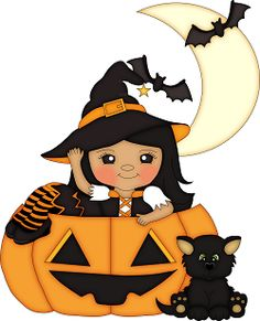 236x291 Witchcraft Clipart Halloween Decoration