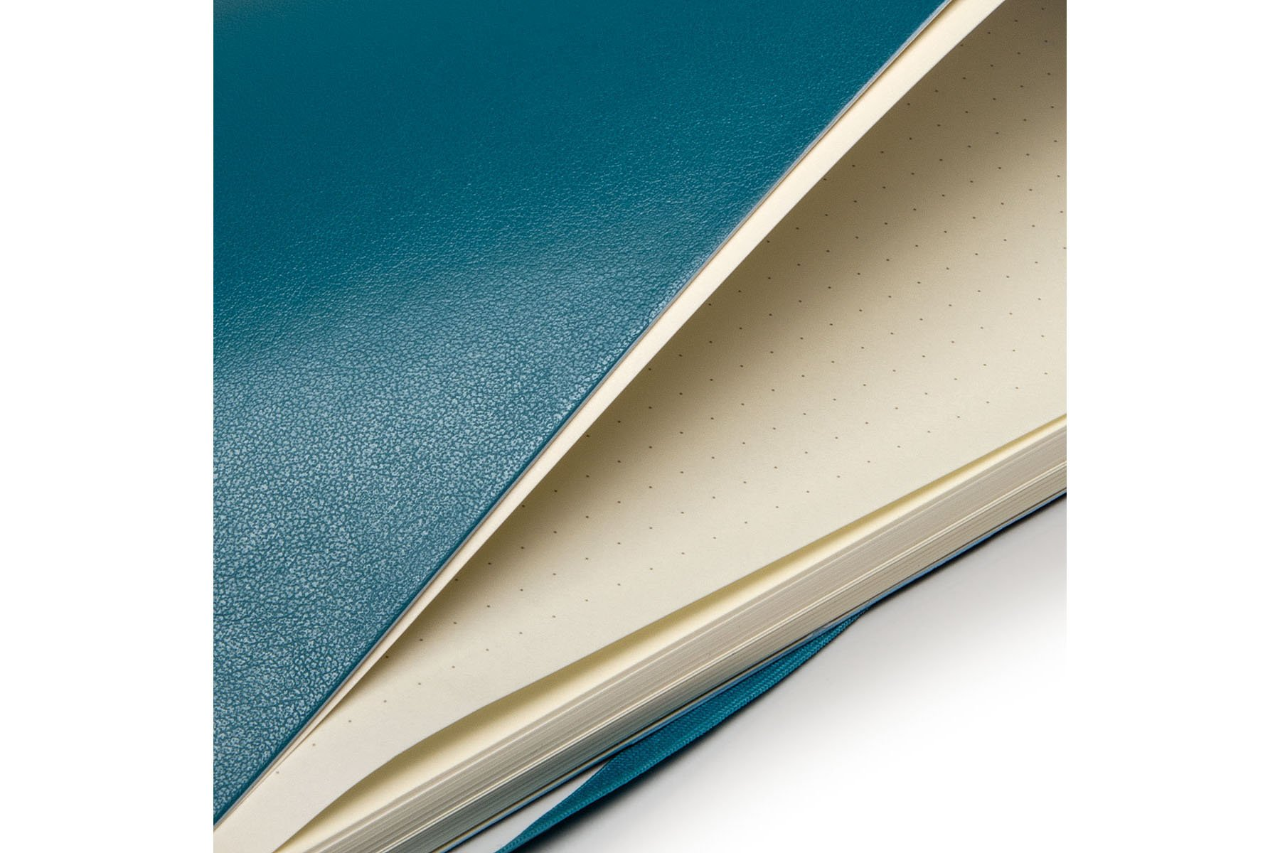 1800x1200 Moleskine Classic Colored Notebook, Large, Dotted, Underwater Blue