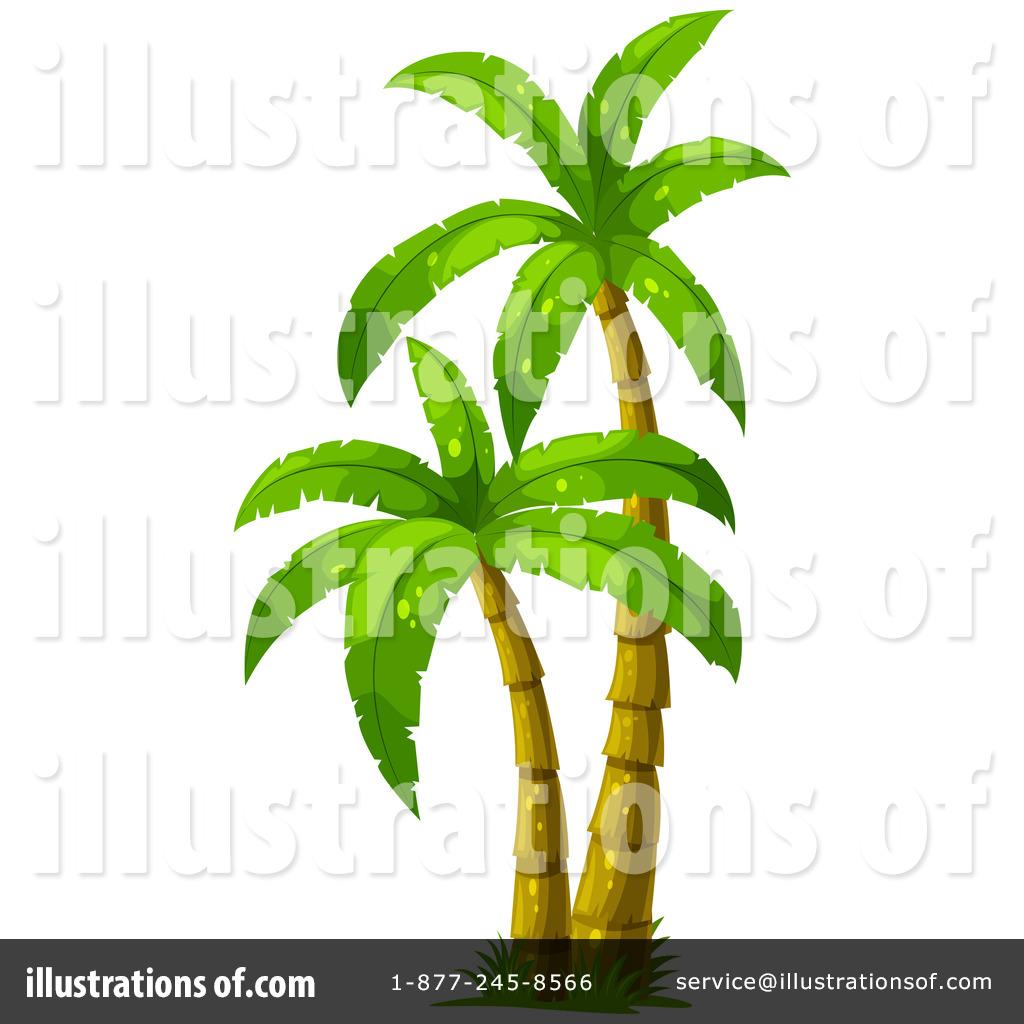 1024x1024 Palm Tree Clipart