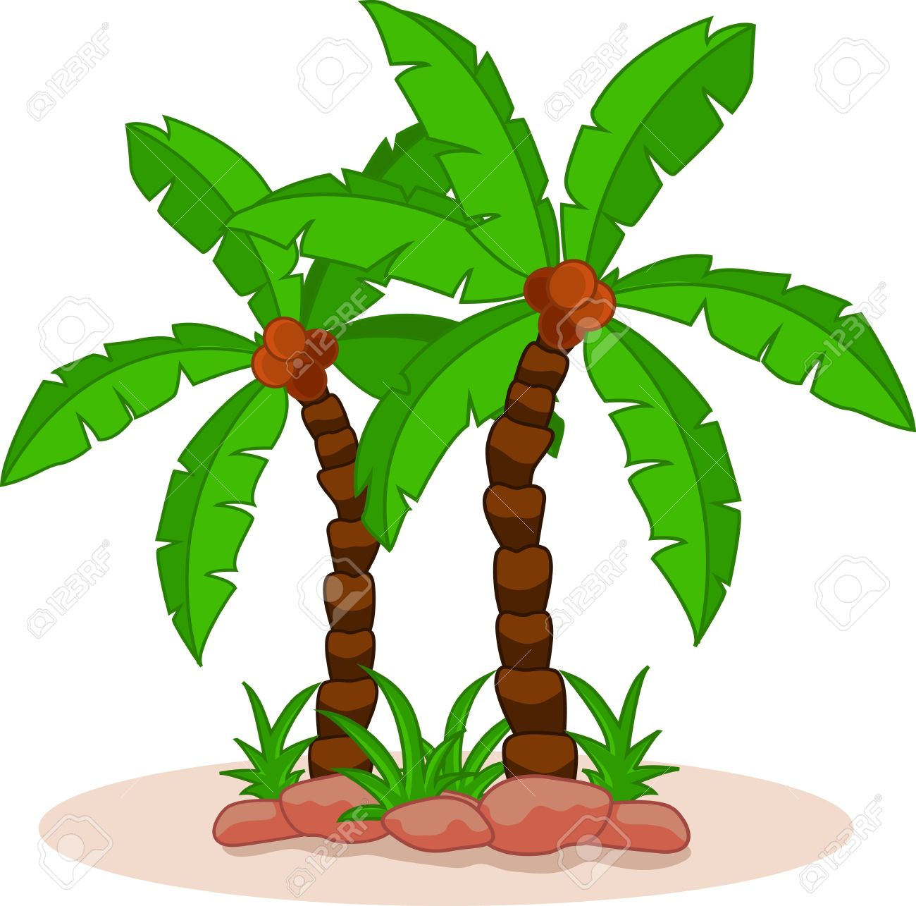 1300x1285 Palm Tree Clipart Group