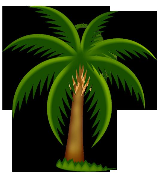 538x587 Palm Tree Clip Art 4
