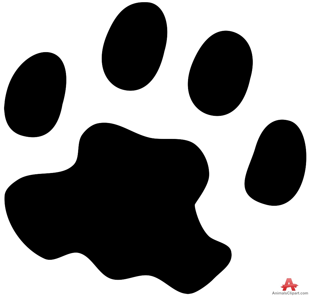 999x948 Cat Paw Print Clipart Free Clipart Design Download