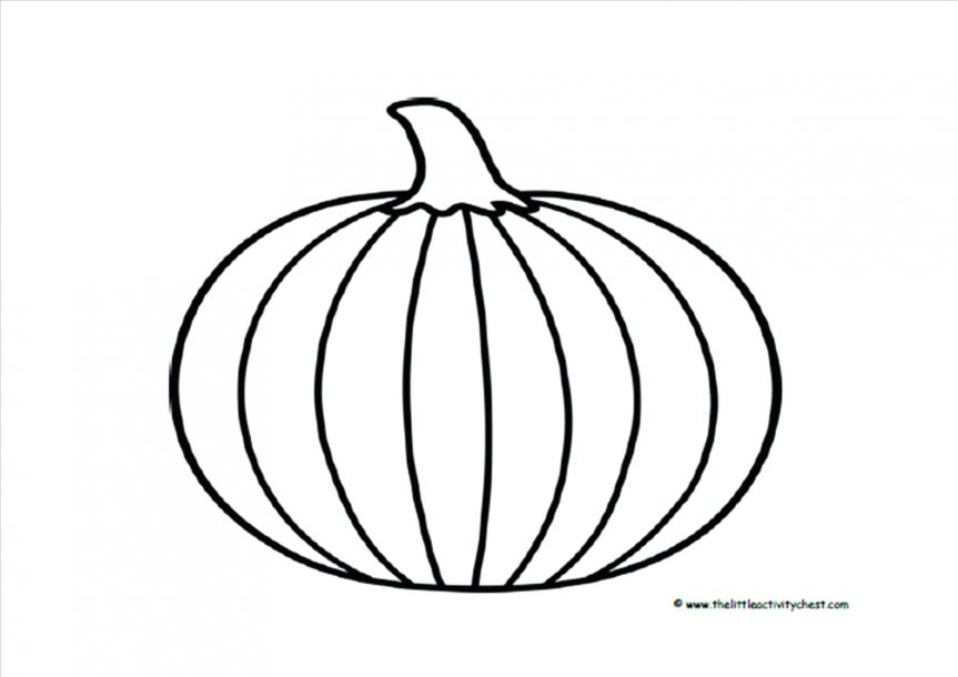 863x610 8 Best Images Of Pumpkin Cutouts Printable Cut Out Outline Picture