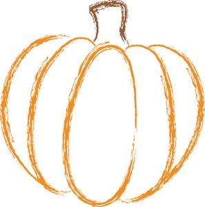 297x300 Pumpkin Clipart Image