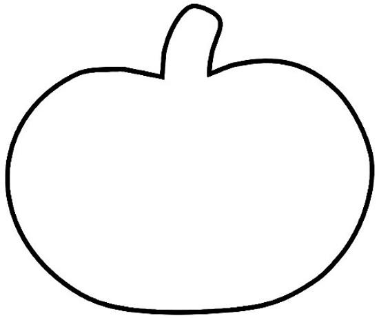 550x461 Pumpkin Clipart Pumpkin Outline