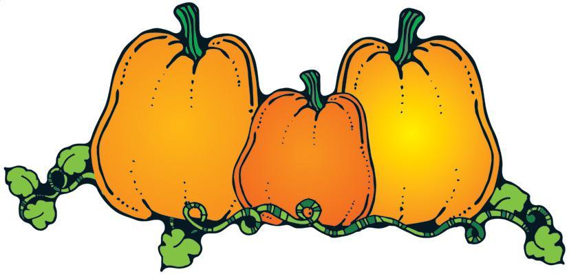 827x398 Clipart Pumpkin Patch Clipartfest