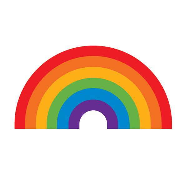 600x600 Rainbow Image