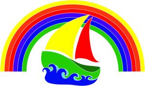300x179 Sailing Clipart Image