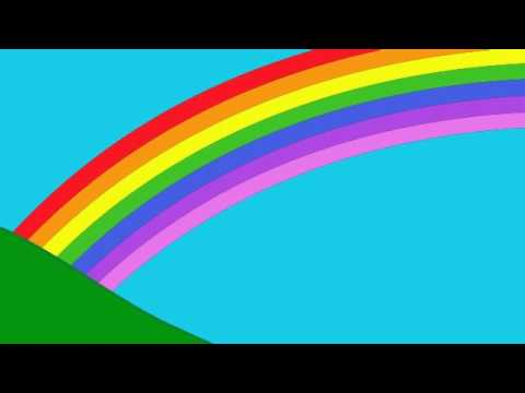 480x360 The Rainbow Colors Song