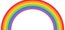 272x125 Rainbows Free Stock Photo Illustration Of Rainbownd