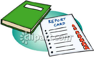 300x183 Straight A Report Card