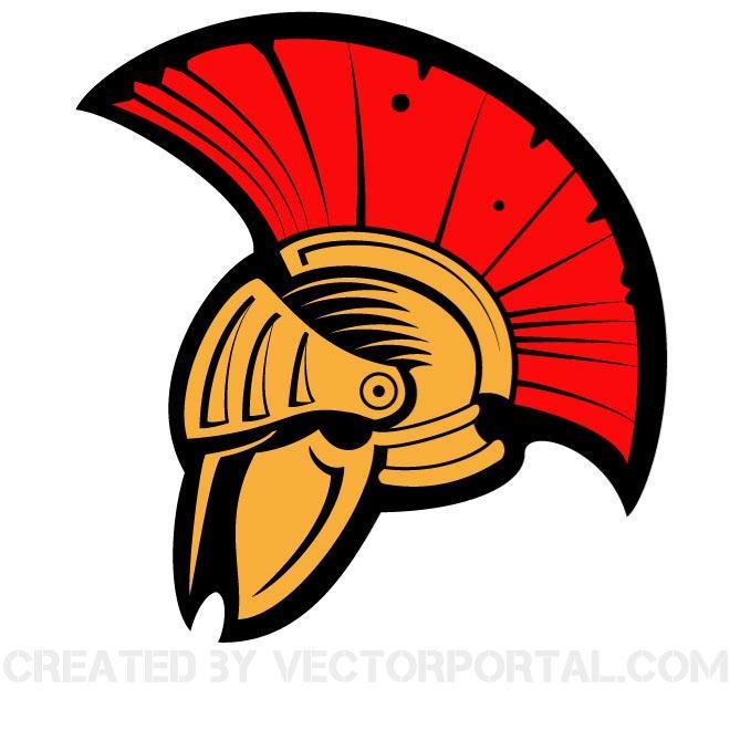 660x660 Roman Soldier Helmet Clipart