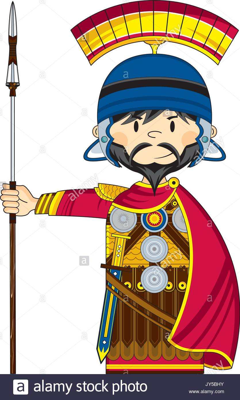 835x1390 Roman Soldier Stock Vector Images