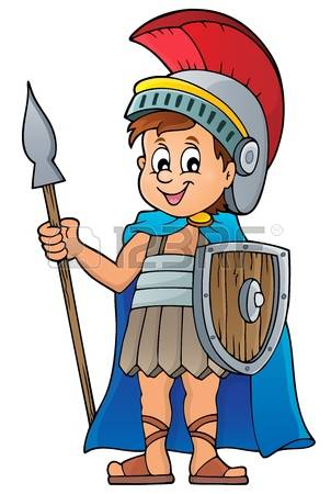 302x450 Soldiers Clipart Roman