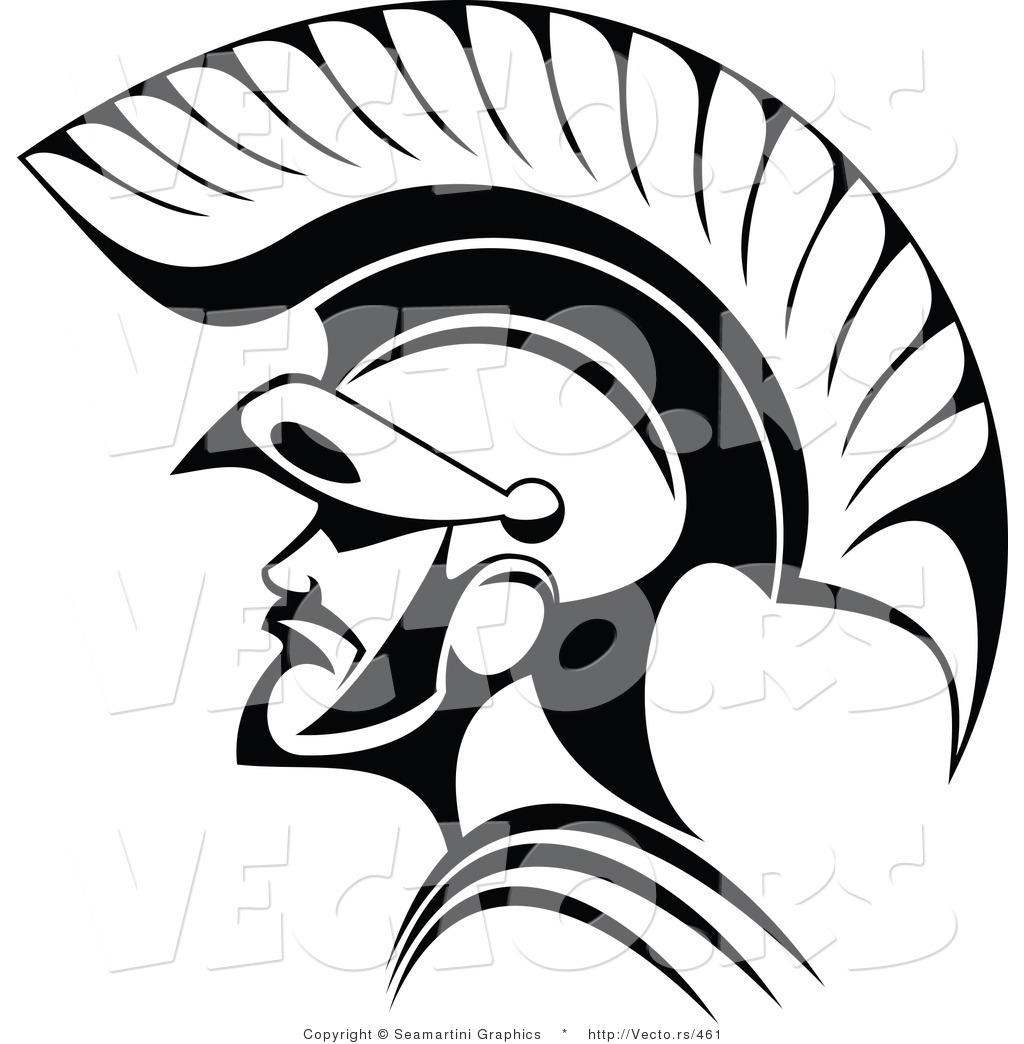1024x1044 Vector Of Roman Soldier Line Art By Vector Tradition Sm
