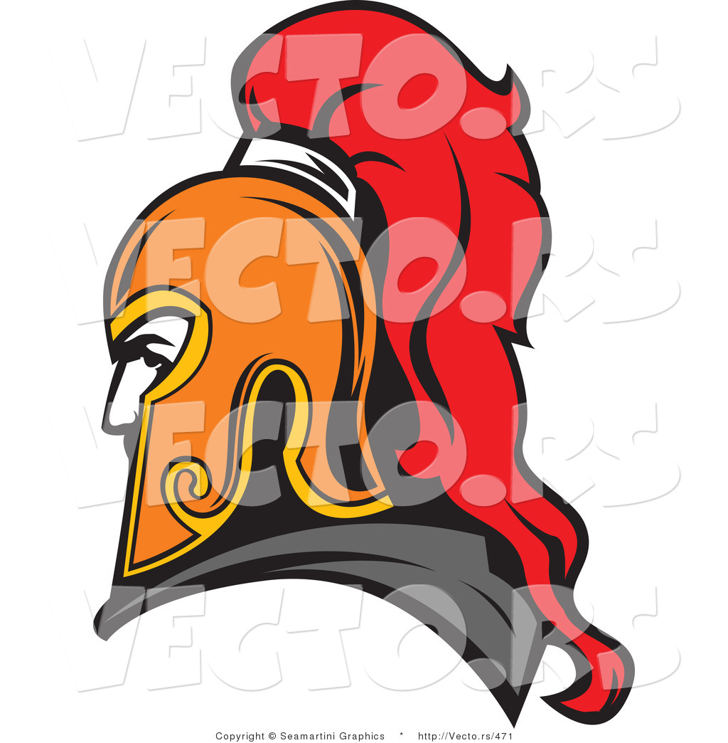 1024x1044 Vector Of A Roman Soldier Profile Avatar By Vector Tradition Sm