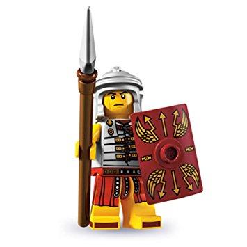 355x355 Lego Minifigures Series 6